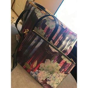 Ted Baker Floral Tote Bag